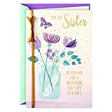 Hallmark Birthday Card for Sister (Life is a Gift)